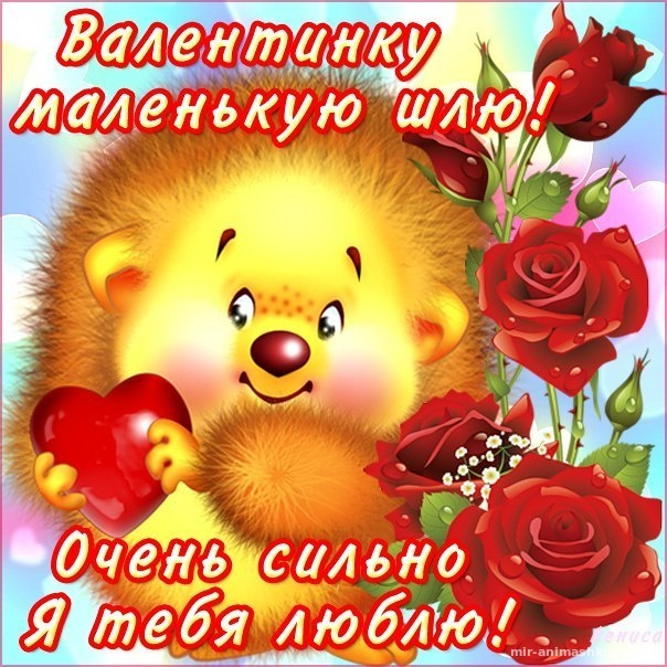Прикольные картинки любимому парню с Днем Валентина - С днем Святого Валентина поздравительные картинки