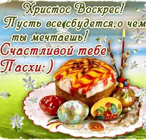 Прикольные открытки на Великую Пасху - C Пасхой поздравительные картинки