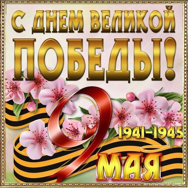 Прикольные картинки с Днем Победы - С Днём Победы 9 мая поздравительные картинки
