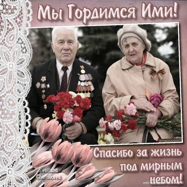 Открытки бабушке с Днем Победы 9 мая - С Днём Победы 9 мая поздравительные картинки