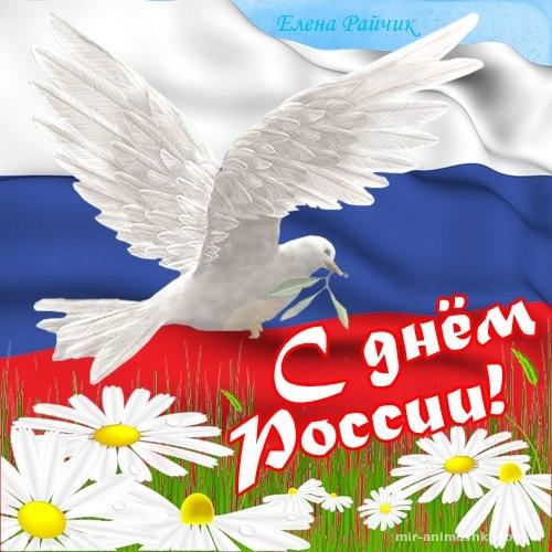 Картинка к Дню России - С днем России поздравительные картинки