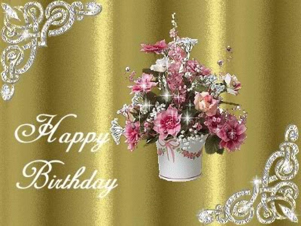 Поздравления с днем рождения женщине открытки на английском