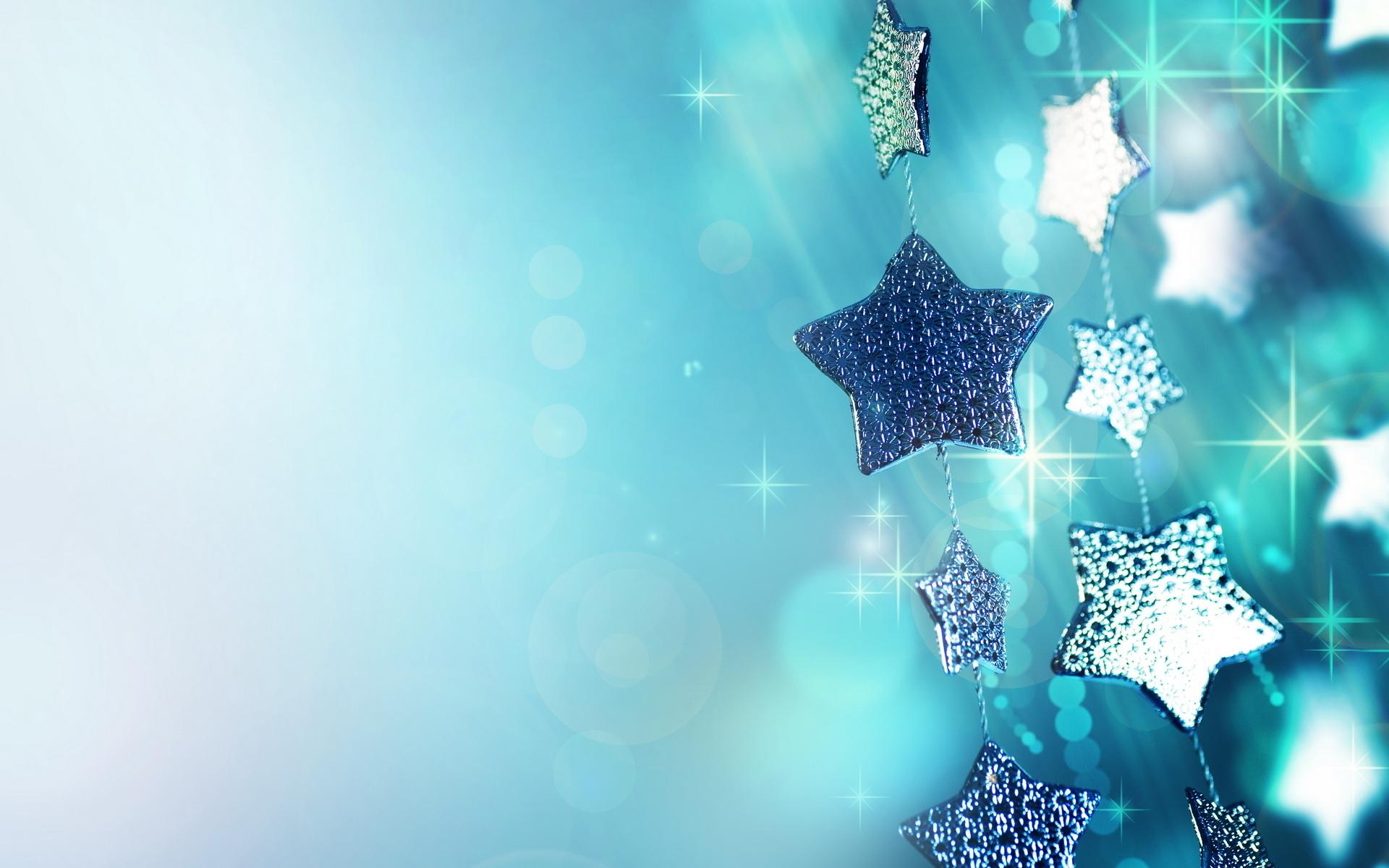 Праздничные звезды - C Новым годом  2018 поздравительные картинки