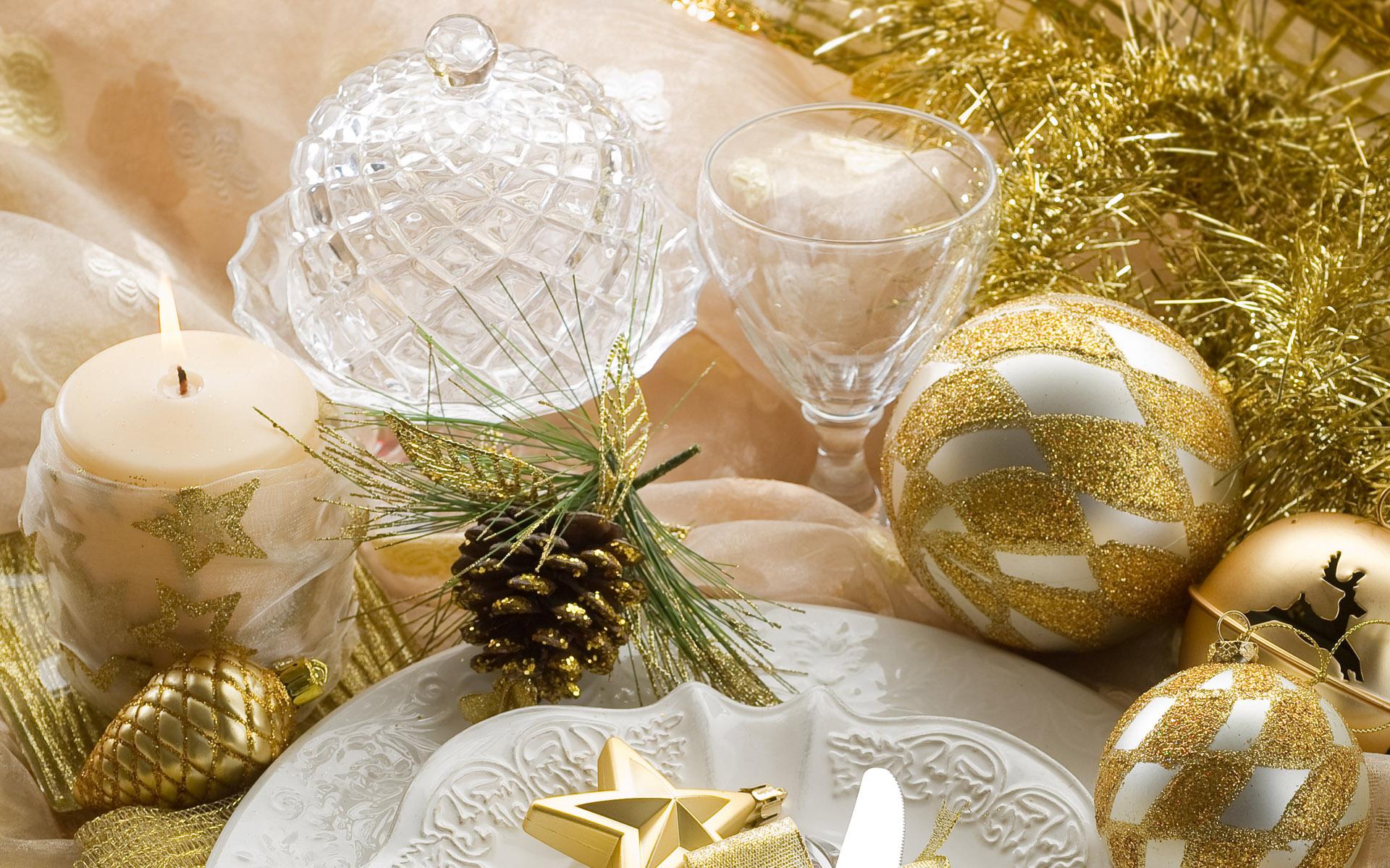 Праздничная обстановка - C Новым годом  2017 поздравительные картинки
