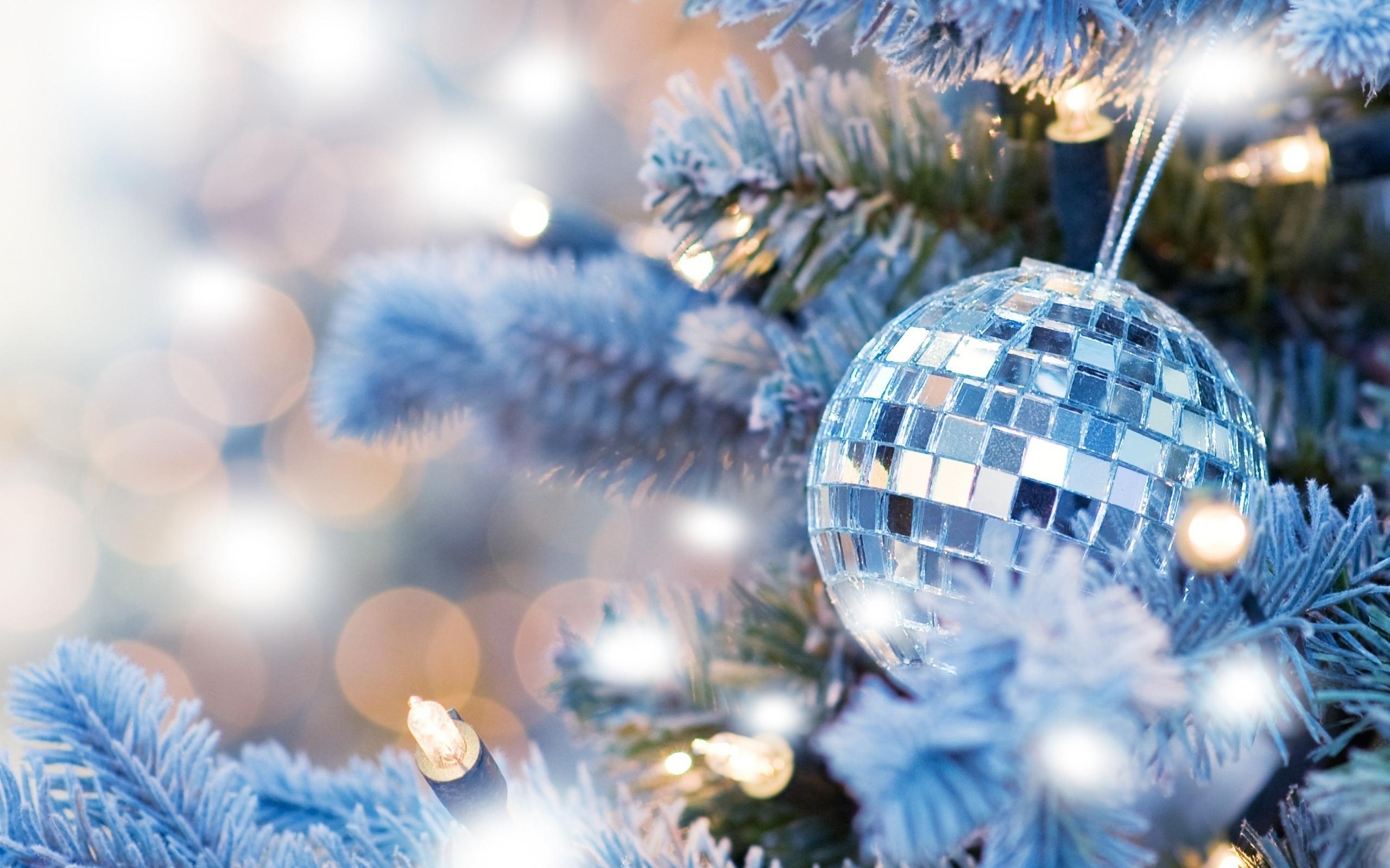 Новогодняя елка - C Новым годом  2018 поздравительные картинки