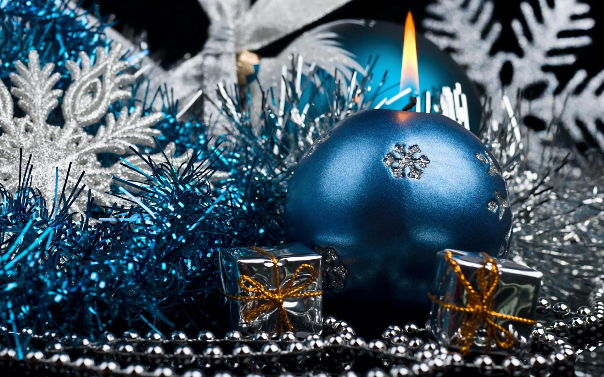Новогодние обои для рабочего стола компа