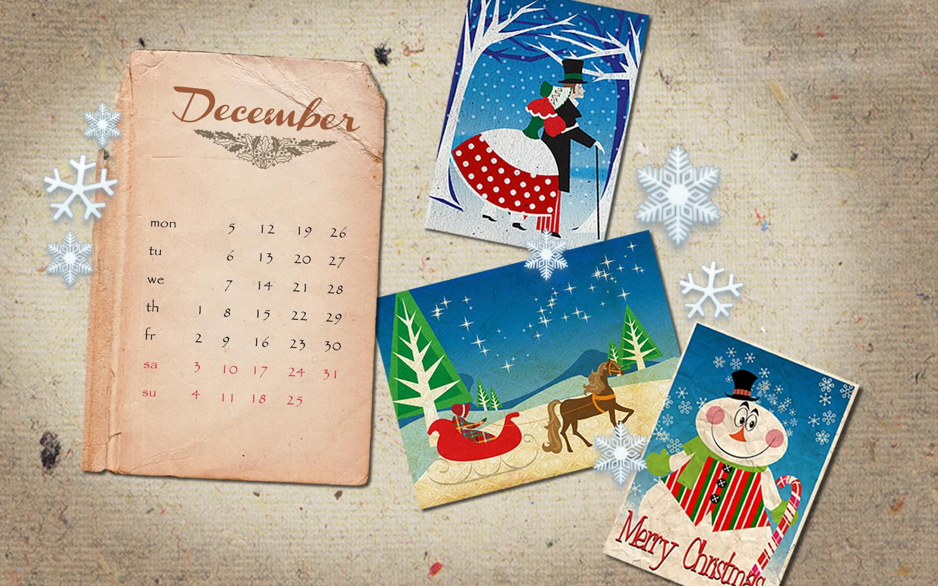 Новогодний календарь - C Новым годом  2018 поздравительные картинки
