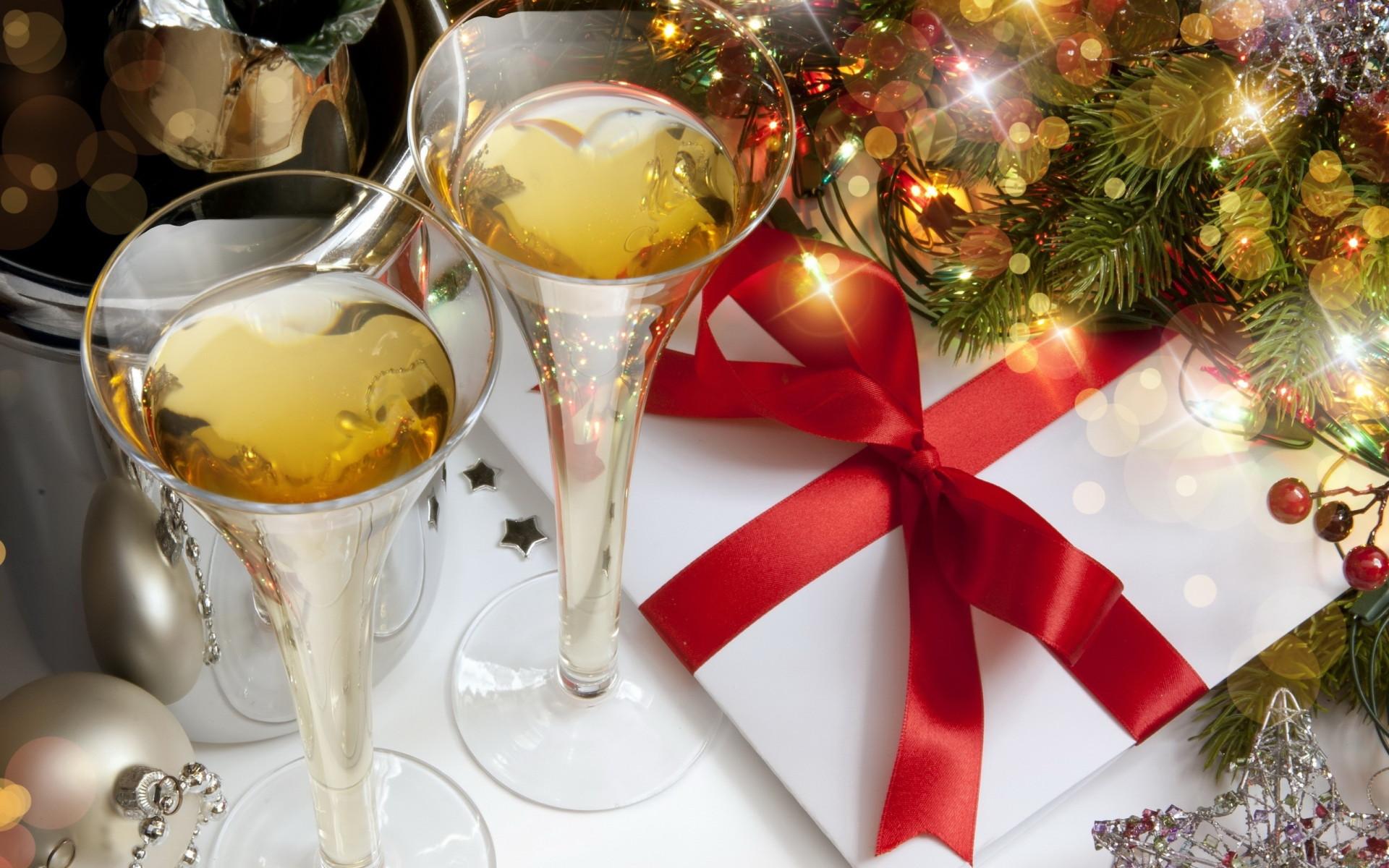 Праздничная обстановка - C Новым годом  2018 поздравительные картинки