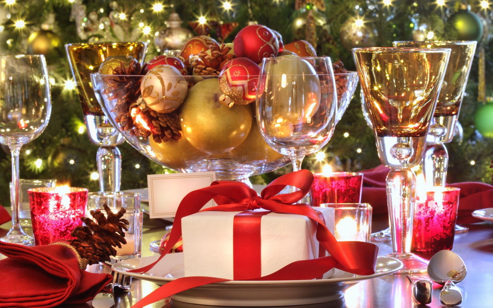 Новогодние подарки - C Новым годом  2018 поздравительные картинки