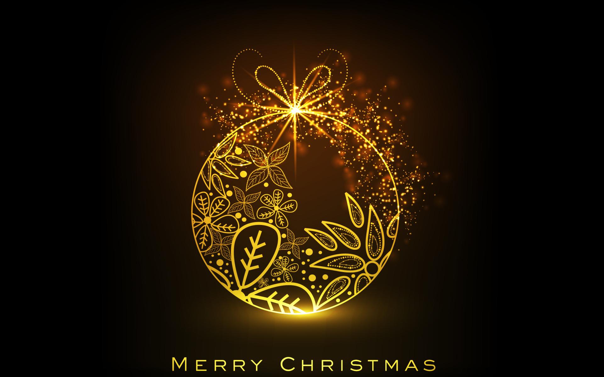 Игрушка и поздравление с Рождеством - C Рождеством Христовым поздравительные картинки