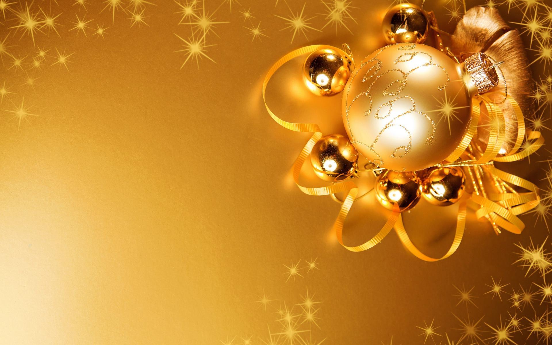 Шары украшение - C наступающим новым годом 2017 поздравительные картинки
