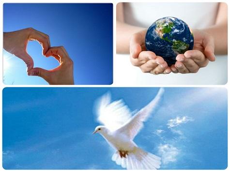 Всемирный день мира - 1 января 2019
