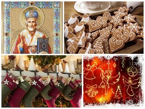 День Святителя Николая Чудотворца - 19 декабря 2017