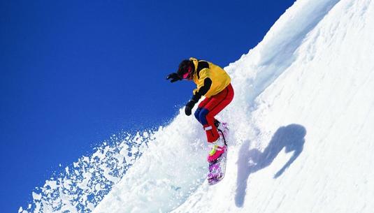 Международный день сноубординга - 23 декабря 2018