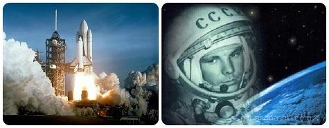 День космонавтики - 12 апреля 2017