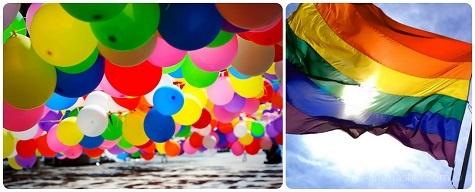 Международный день борьбы с гомофобией - 17 мая 2018