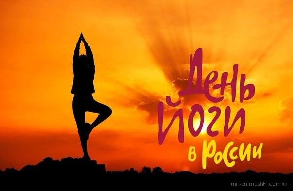 День йоги - 21 июня 2017