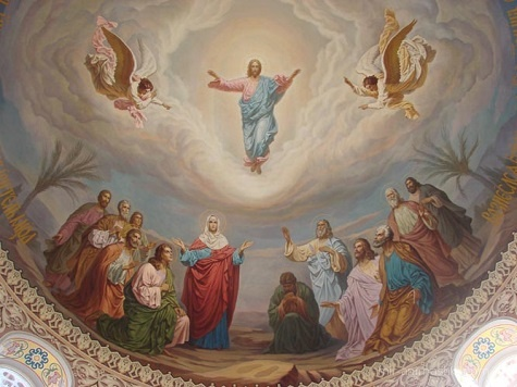 Вознесение Господне - 17 мая 2018
