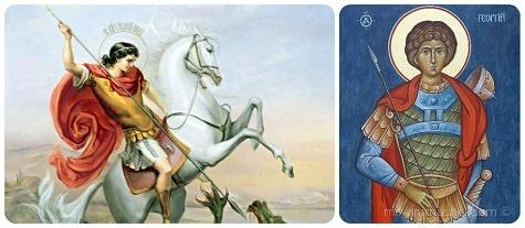 День святого Георгия Победоносца - 6 мая 2019