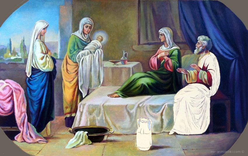 Рождество Иоанна Предтечи - 7 июля