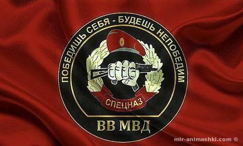 День спецназа ВВ МВД России - 29 августа 2018