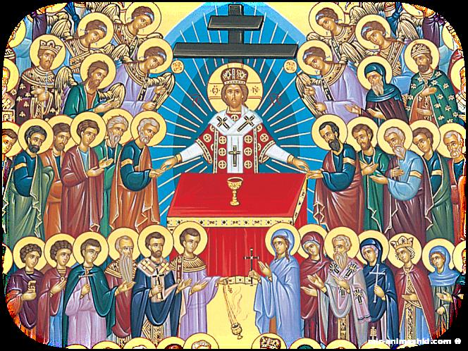 День всех святых - 1 ноября 2017