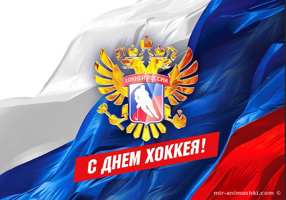 Всероссийский день хоккея - 1 декабря 2019