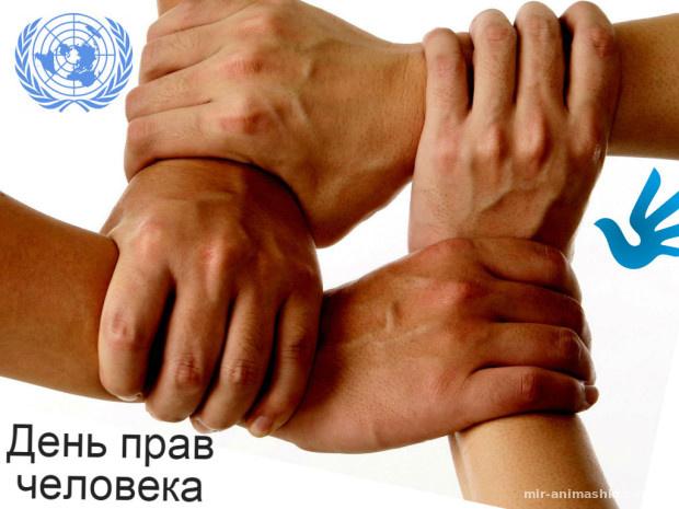 День прав человека - 10 декабря 2018