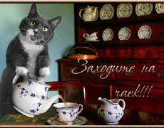 Приходи ко ми нате чай