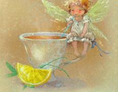 Доброго утречка ото чайной феи