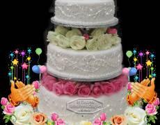 Поздравительный тортик