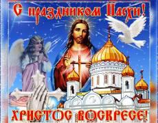 С Праздником Светлой Пасхи поздравляю